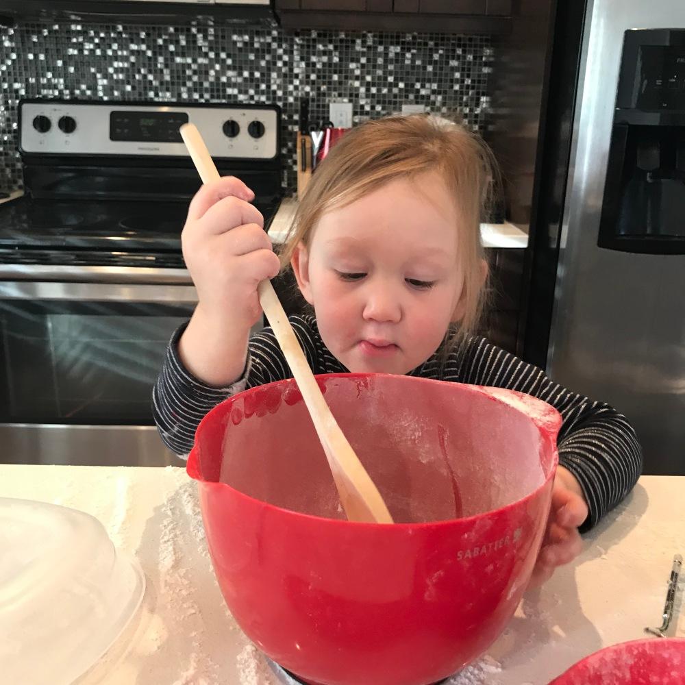 Sum baking