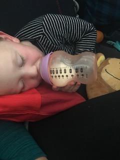 sleeping-on-flight