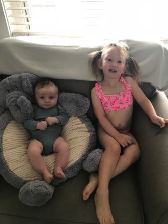 whats been happening-littles at home