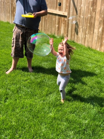 Whats been happening-summer-bubbles