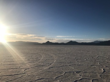 Salt-Flats-sunset